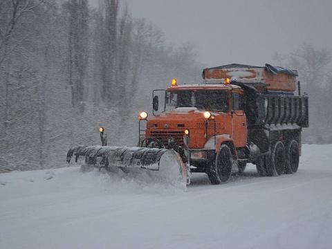 В Луганской <u>отправить через интернет поздравление</u> области пока удалось избежать перекрытия дорог из-за снегопада